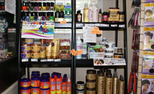 Relaxers, Hair Color, Shampoos, Conditioners and etc!